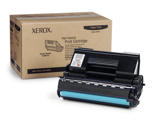 Xerox High-Capacity Toner Cartridge 113R00712