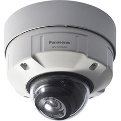 Panasonic Super Dynamic 1080p Indoor/Outdoor Dome Camera 2