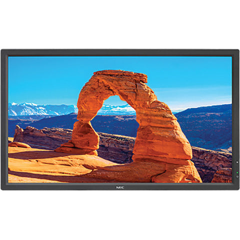 "NEC V323-2 32"" 1080p S-IPS LED-Backlit Commercial-Grade Display"