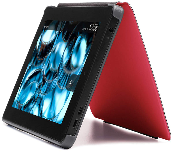 NuPro Protective Case 02T00002-RED for Kindle Fire HD 7 (4th Generation)  Tablet