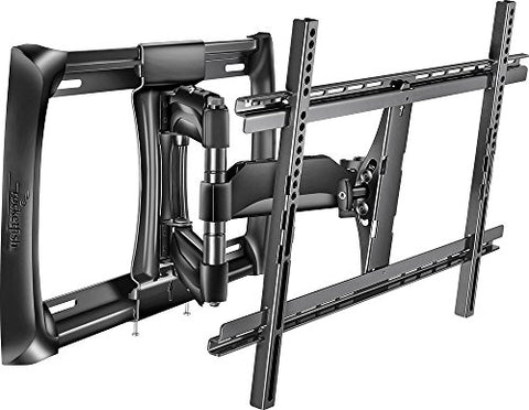 "Rocketfish Wall Mount For Most TVs 40"" to 75"" Full-Motion RF-HTVMM170C To 100Lbs"