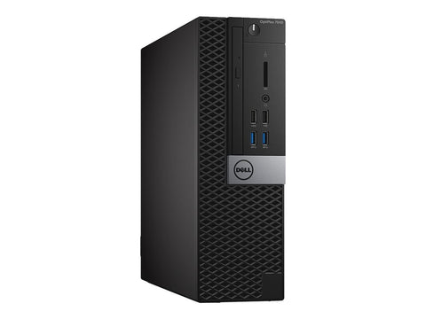 Dell OptiPlex 7040 SFF Desktop i5 3.2 GHz 8GB DDR4 256GB SSD Windows 7 Pro 246J5