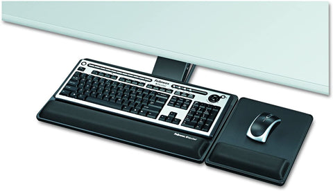 Fellowes Designer Suites Premium Keyboard and Mouse Tray 8017901