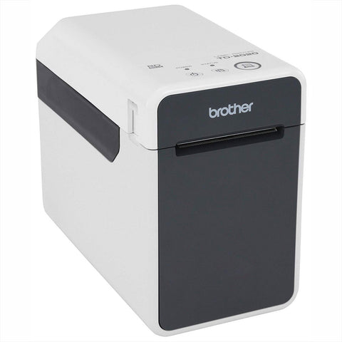 Brother TD-2120NW Compact 203dpi Desktop/Network Thermal Wi-Fi Printer