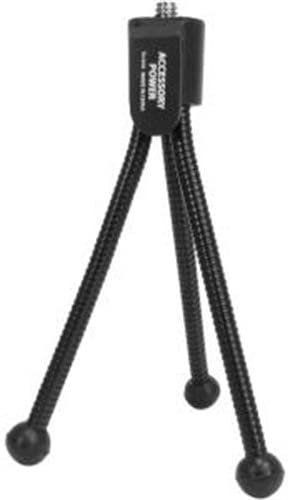 "Accessory Power - Professional TRI-010 6"" Mini Tripod"