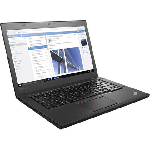 "Lenovo 14"" ThinkPad T460 Ultrabook 20FN005AUS i5 8GB Ram 500GB HD Windows 10 Pro"
