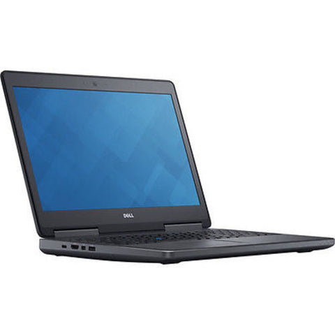 "Dell 15.6"" Precision M7510 Laptop i7 8GB Ram 256SSD Windows 7 Pro W9VXG"