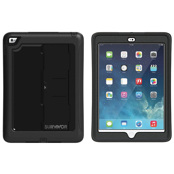 Griffin Technology Survivor Slim Case for iPad Air 2 (Black) GB40366