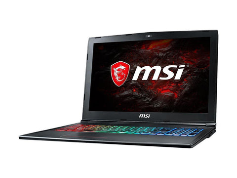"MSI GF62 7RE-2025 15.6"" FHD i7-7700HQ 16GB Ram 1TB HD Windows 10 Gaming Laptop"