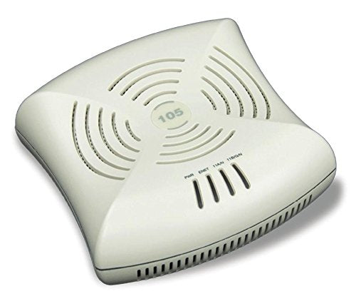 Aruba Wireless Access Point With Integrated Antennas 802.11n IAP-105-US