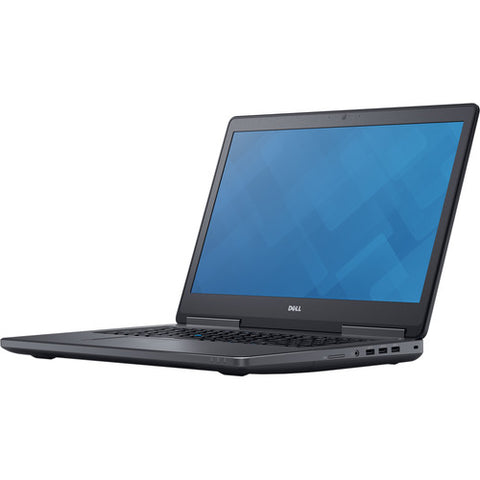 "Dell 17.3"" Precision M7710 Mobile Workstation H865W 8GB Ram 256GB SSD Windows 10"