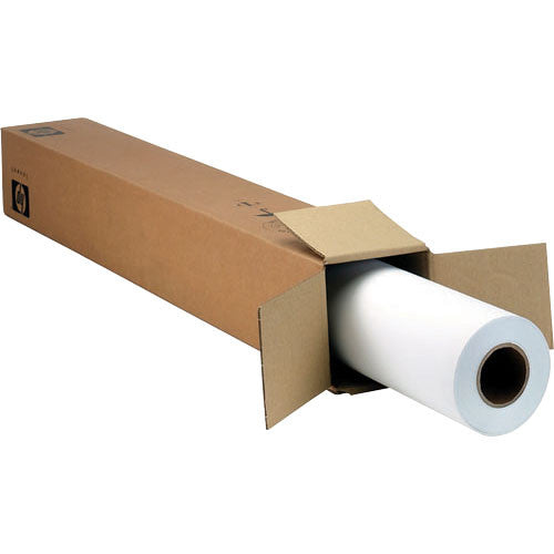 "HP Universal Instant-dry Gloss Photo Paper for Inkjet - 24"" Wide Roll 100' Long"