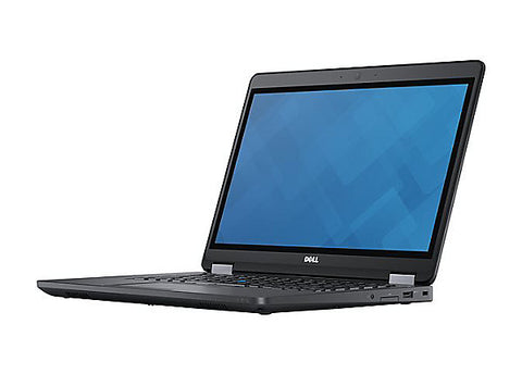 "Dell Latitude 14"" Laptop E5470 i5 8GB Ram 256GB SSD HD N9VKT Win 7 Pro W10 Lic"