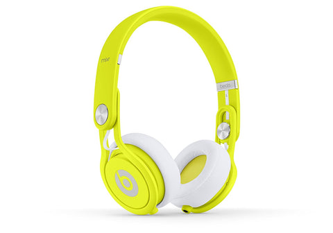 Beats by Dr. Dre - Beats Mixr On-Ear Headphones Limited Edition Neon Yellow