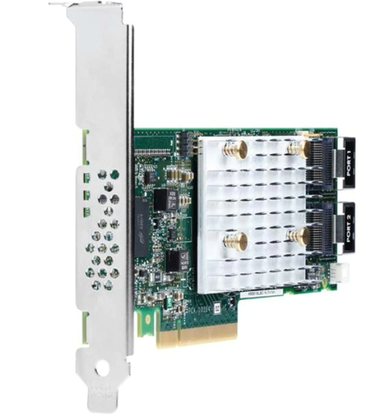 HPE Smart Array P408i-p SR Gen10 12G SAS PCIe Plug-in Controller 830824-B21