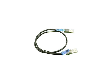 Dell 330-6050 Serial Attached SCSI External Mini Cable 1M CBL 6GB