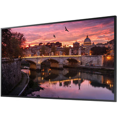 "Samsung QB49R 49"" Class HDR 4K UHD Commercial Smart LED Display"