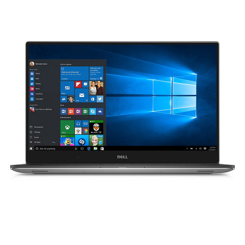 "Dell 15.6"" XPS 15 Laptop XPS9550-3333SLV i7-6700HQ 8GB Ram 256 SSD HD Windows 10"