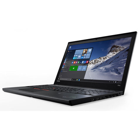"Lenovo 15.6"" ThinkPad P50s Laptop i7-6500U 16GB Ram 265GB SSD 20FL000GUS Windows"