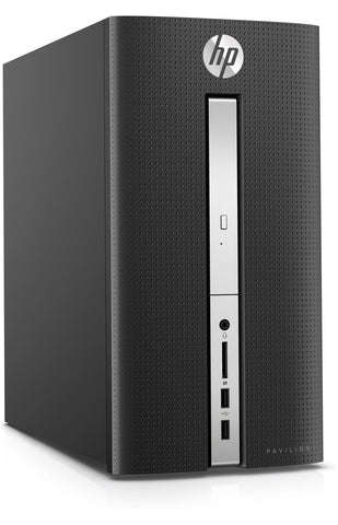 HP Pavilion 510-P026 Desktop PC Tower i5 12GB Ram 1TB HD Windows 10 V8P11AA#ABA