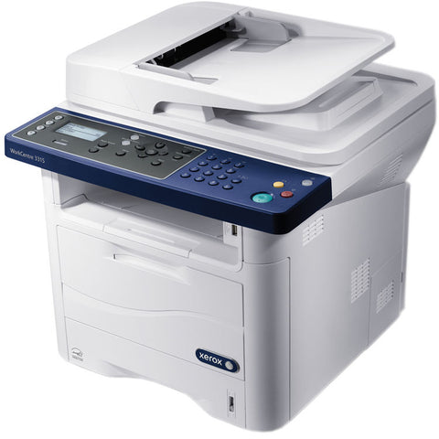 Xerox WorkCentre 3615/DN Monochrome Laser Multifunction Printer