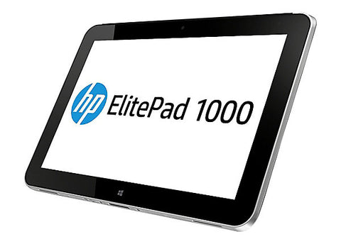 HP ElitePad 1000 G2 Tablet 1.59 GHz Win 8.1 Pro 4GB RAM 64 GB T5N75AW#ABA