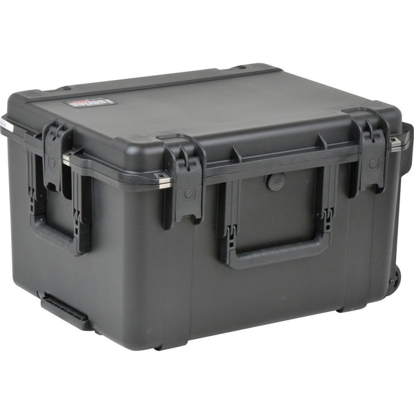 SKB iSeries 2217-12 Waterproof Utility Case with Wheels Empty Black 3I-2217-12BE