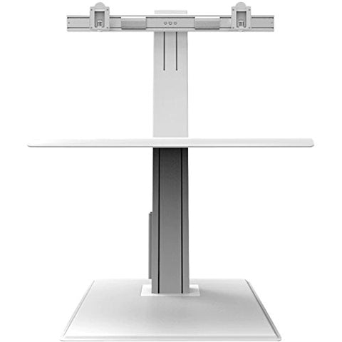 Humanscale - QSEWD - Quickstand Eco - Dual Monitor (White)