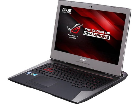"ASUS ROG G752VT-RH71 17.3"" i7 970M 16GB Ram 1TB HD Win 10 Gaming Laptop A Grade"