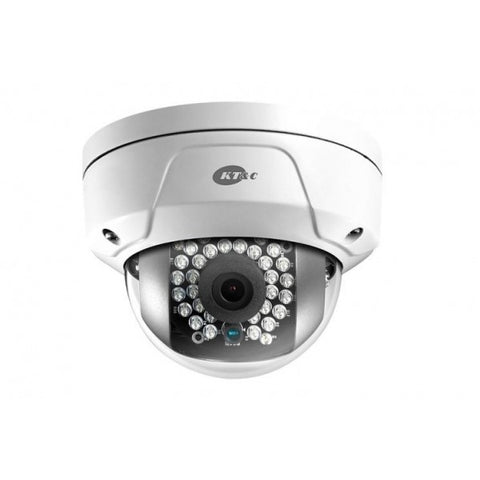 KT&C KNC-p3DR4IR 3MP IR Rugged Dome Camera