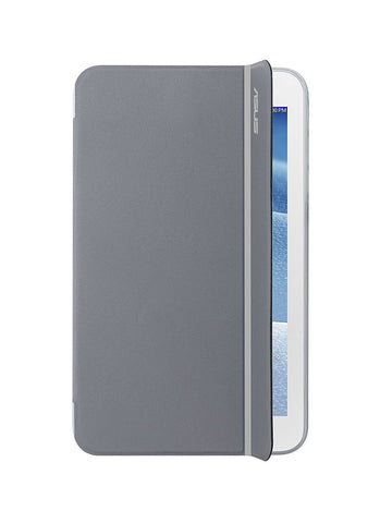 ASUS MagSmart Cover for MeMO Pad ME176, Silver Stripe (90XB015P-BSL1J0)