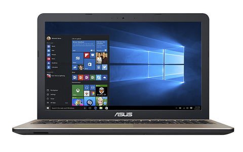 "Asus R540SA-RS01 Laptop Intel N3050 1.6GHz 15.6"" 500GB HD 4GB Ram Windows 10"