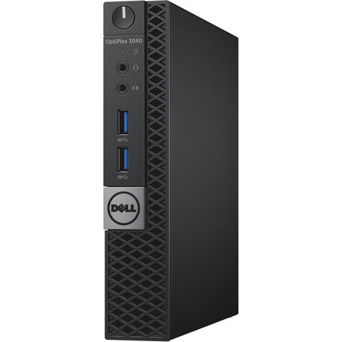 Dell OptiPlex 3040 Micro Form Factor Desktop i3 4GB Ram 500GB HD Win 10 Pro 6WXJ9