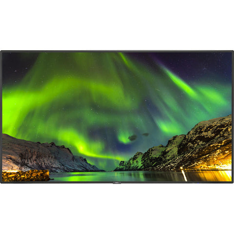 "NEC 65"" 4K UHD Commercial Display C651Q Refurbished"