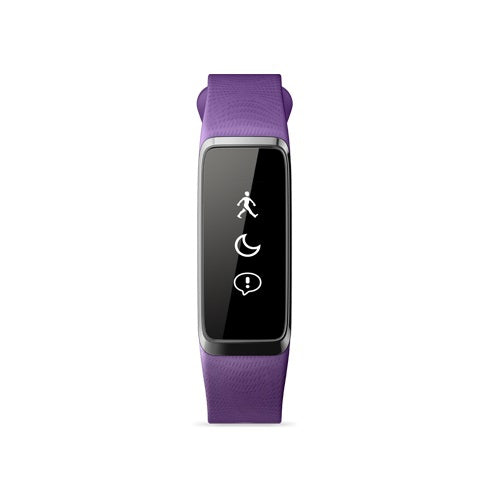 Acer Liquid Leap Active Bluetooth Technology Fitness Tracker Purple