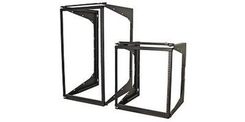 "Chatsworth 13602-718 EasySwing Wall-Mount Rack 19""W x 24.5""H x 18""D Black"