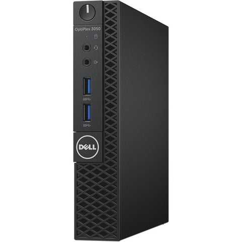 Dell OptiPlex 3050 MFF Desktop Computer i3-7100T 4GB 500GB HD Windows 10 9DMCN
