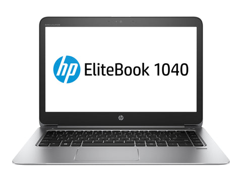 "HP Elitebook 1040 G3 I5-6300U 2.4G 16GB Ram 256GB SSD 14"" Windows 10 Pro Laptop"