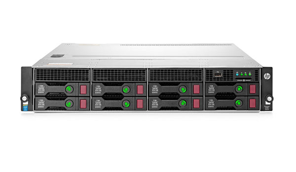 HPE Proliant DL80 G9 CTO Model Intel Xeon E5 V3 NO CPU NO RAM NO OS 778685-B21