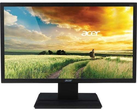 "Acer UM.UV6AA.C02 / V246HQL Black 23.6"" LED LCD Monitor"