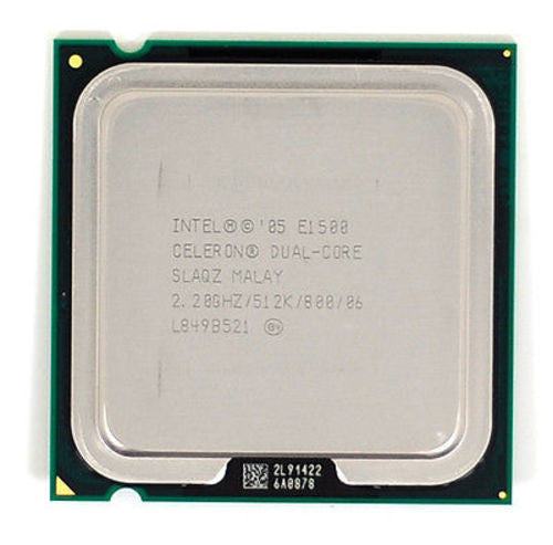 Intel Celeron Dual-core E1500 2.2GHz Processor