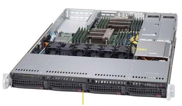 Supermicro SuperServer 6018R-WTR-GL