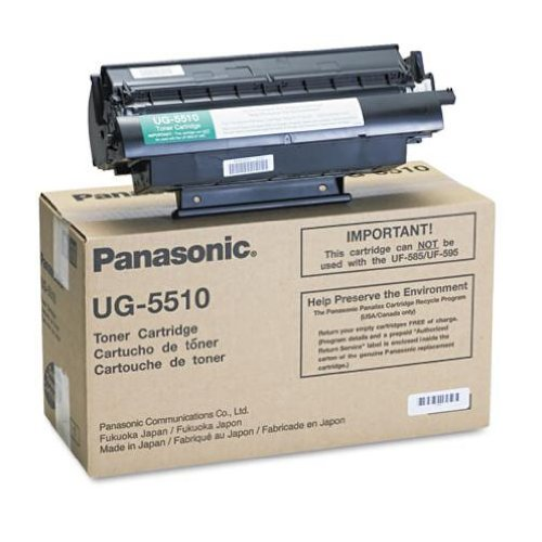 Panasonic UG 5510 Toner Cartridge Black 9000 Pages