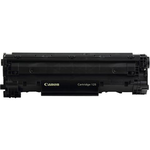 Canon 125 Black Toner Cartridge 3484B001