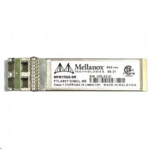 Mellanox MFM1T02A-SR SFP+ Optical Module for 10GBASE-SR