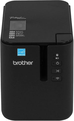 Brother Pt-P900 Powered Desktop Laminated Label Printer