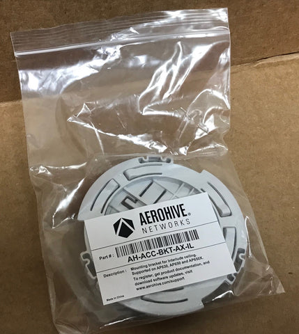 Aerohive network device mounting bracket AH-ACC-BKT-AX-IL