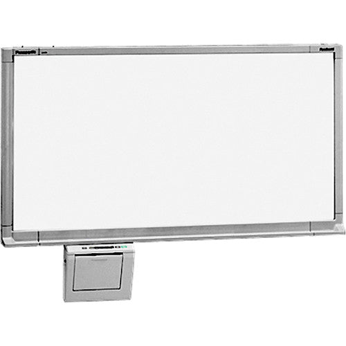 "Panasonic 64"" Electronic Whiteboard Built-In Monochrome Printer USB Port UB-5835"