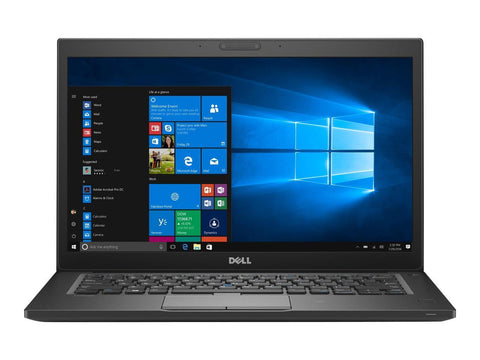 "Dell Latitude 7280 Laptop XR7HF 12.5"" i5 2.40 8GB Ram 256GB SSD Windows 10 Pro"