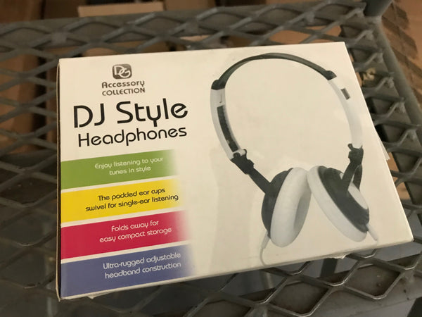 Digital Gadgets Accessory Collection DJ Style Headphones DGITDJH-PL